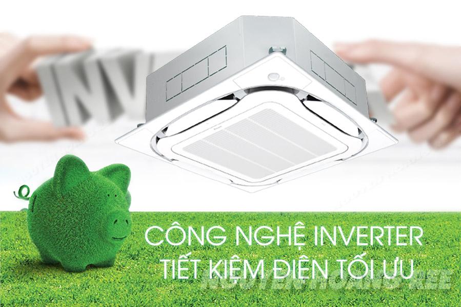 Máy lạnh Daikin âm trần inverter tiết kiệm điện