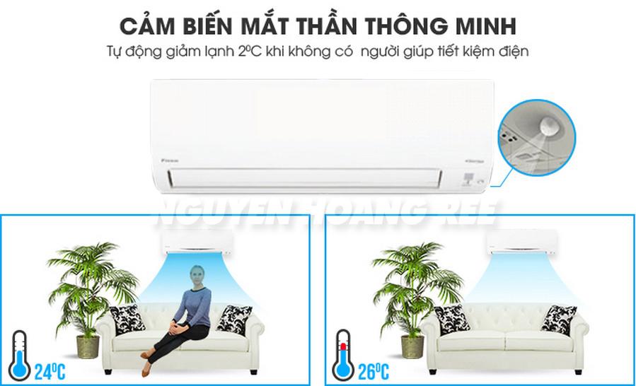 Daikin Multi NX CTKM60RVMV 2.5HP MẮT THẦN THÔNG MINH