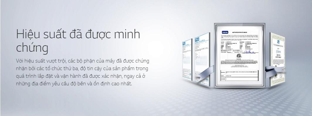 Máy lạnh trung tâm Chiller LG loại ly tâm Mô-Đun Nguyễn Hoàng