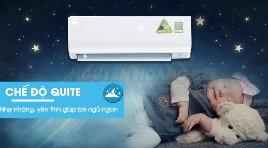 Máy lạnh Daikin Inverter FTKM71SVMV3.0 HP vận hành êm ái