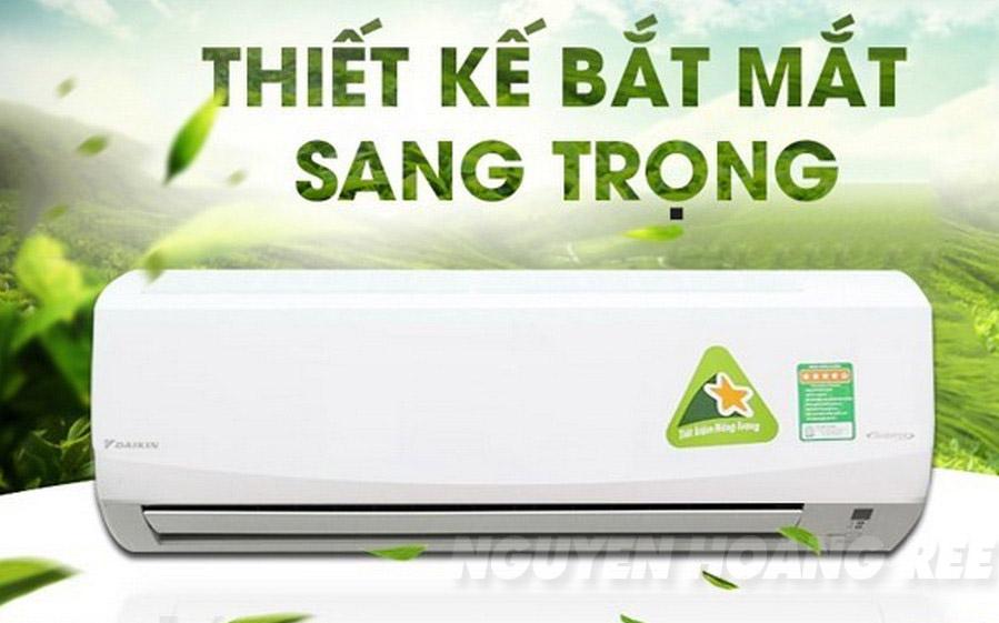 máy lạnh Daikin Inverter FTKQ35SVMV 1.5HP