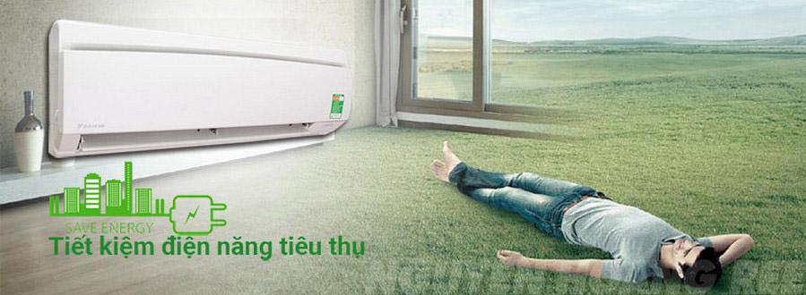 Máy lạnh Daikin FTM50KV1V 2.0HP tiết kiệm điện năng