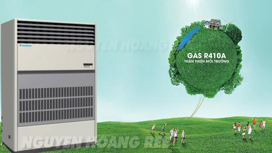 Máy lạnh tủ đứng đặt sàn thổi trực tiếp Daikin FVGR08NV1/RUR08NY1 gas R410A