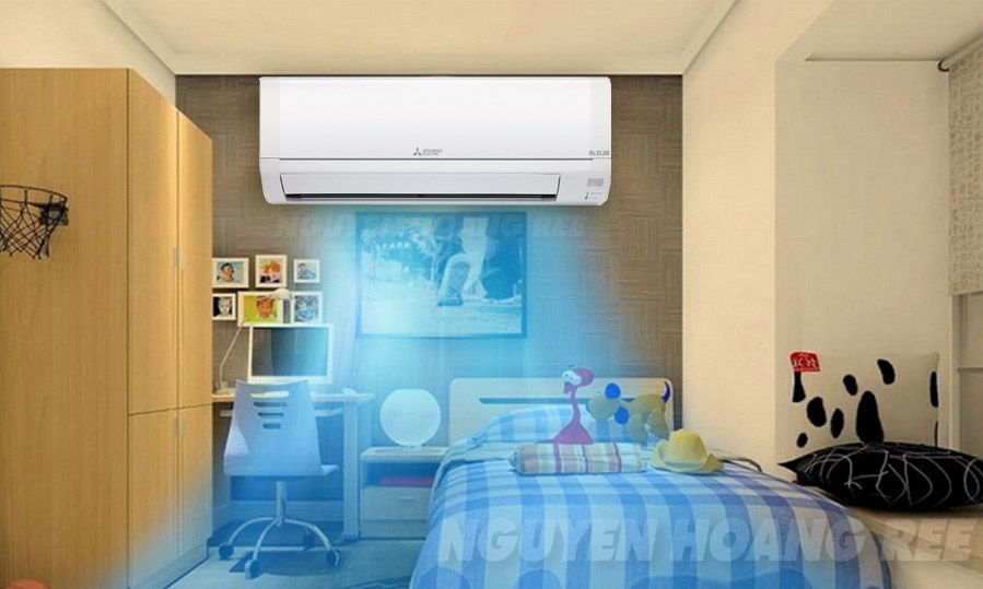 Máy lạnh Mitsubishi Electric MSY-HP60VF 2.5 HP Mr Slim