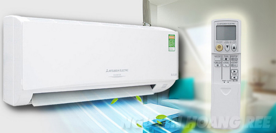 Máy lạnh Mitsubishi Electric Inverter MSY-JP25VF 1.0 HP
