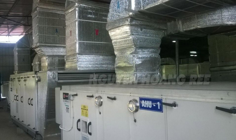 AHU Chiller carrier
