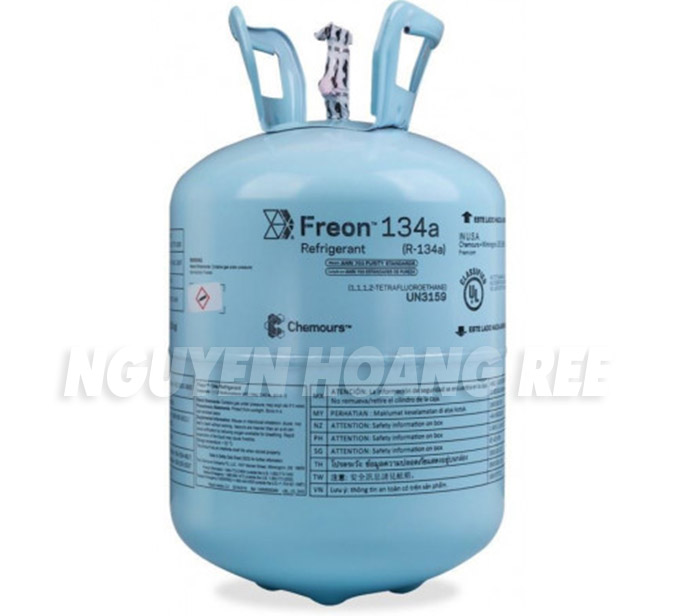 gas lạnh R134A Chermours Dupont