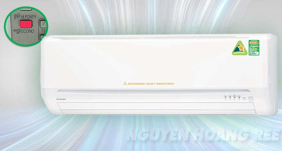 Máy lạnh Mitsubishi Heavy Inverter SRK18YL-S5  hi power
