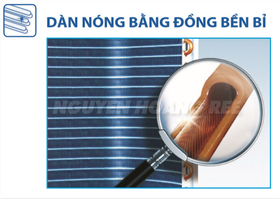 dàn nóng bền bỉ Tủ đứng nối ống gió Daikin FVPGR13NY1/RUR13NY1