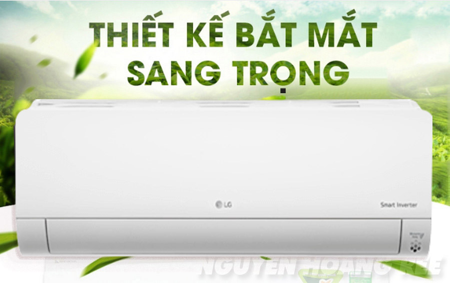 Máy lạnh LG Smart Inverter V13APR 1.5HP