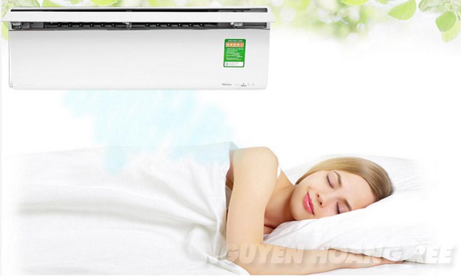 Máy lạnh Panasonic U/CS VU12UKH-81.5HP độ ồn thấp