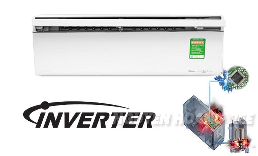 Máy lạnh Panasonic U/CS VU12UKH-81.5HP Tiết kiệm điện năng