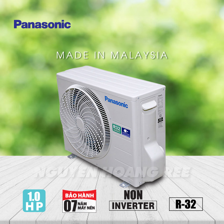 Máy lạnh Panasonic CU/CS-N9UKH-8 [ Non Inverter - New ]