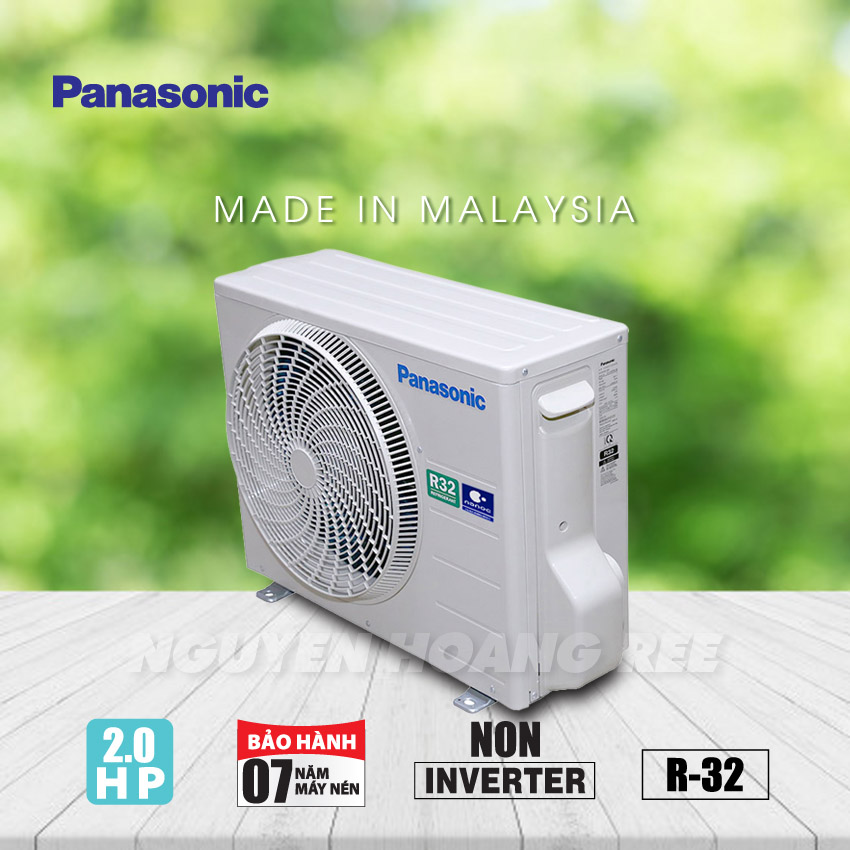 Máy lạnh Panasonic CU/CS-N18UKH-8 [ Non Inverter - New ]