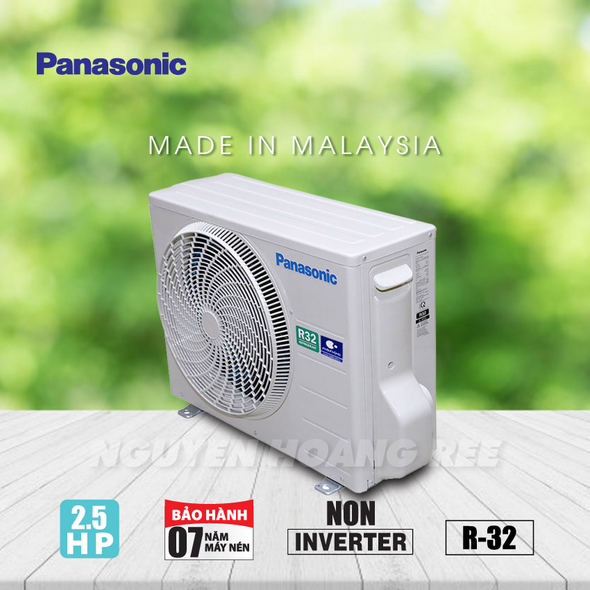 Máy lạnh Panasonic CU/CS-N24UKH-8 [ Non Inverter - New ]