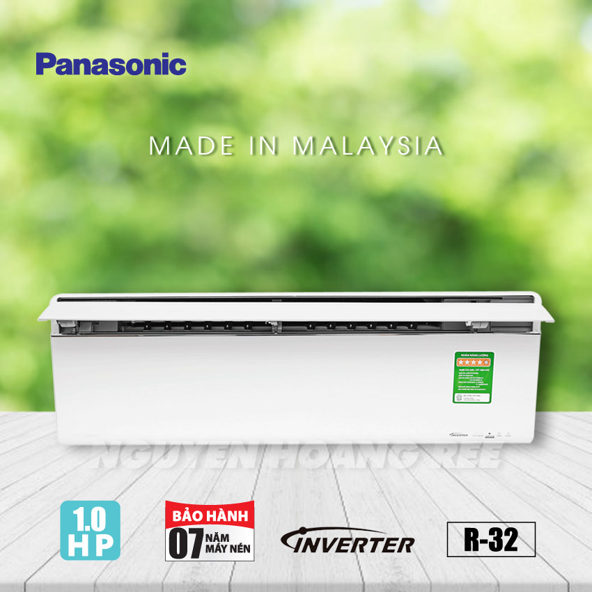 Máy lạnh Panasonic 1,0 HP Inverter CU/CS-VU9UKH-8 [Sky Series - New]